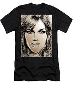 Hilary Swank In 2007 Men's T-Shirt (Athletic Fit)