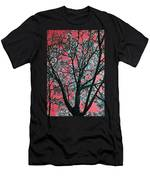 Kimono Pink Men's T-Shirt (Athletic Fit)