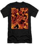 Mycobacterium Tuberculosis Bacteria, Sem Men's T-Shirt (Athletic Fit)