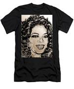 Oprah Winfrey In 2007 Men's T-Shirt (Athletic Fit)