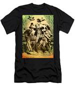 Weightlessness, 19th Century Men's T-Shirt (Athletic Fit)