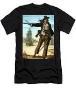 Anne Bonny, 18th Century Pirate Men's T-Shirt (Athletic Fit)
