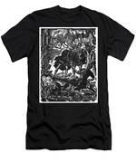 Shakespeare: Hamlet Men's T-Shirt (Athletic Fit)