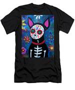 Chihuahua Day Of The Dead Men's T-Shirt (Athletic Fit)