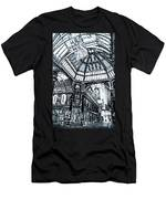 Leadenhall Market London Men's T-Shirt (Athletic Fit)