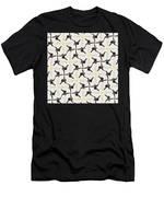 A Monkey Scene Men's T-Shirt (Athletic Fit)