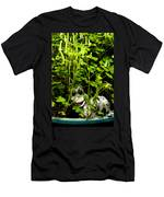 A Smile In A Clover Forest Men's T-Shirt (Athletic Fit)