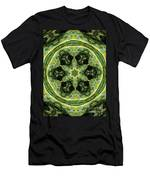 Abstract 007 Men's T-Shirt (Athletic Fit)