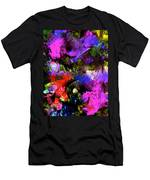 Abstract 252 Men's T-Shirt (Athletic Fit)