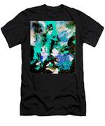 Abstract 690506 Men's T-Shirt (Athletic Fit)