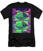 Abstract Fusion 129 Men's T-Shirt (Athletic Fit)