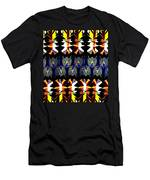 Abstract Fusion 156  Men's T-Shirt (Athletic Fit)