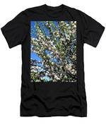 Apple Tree In Bloom Men's T-Shirt (Athletic Fit)