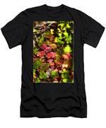 Autumn Rainbow  Men's T-Shirt (Athletic Fit)