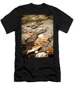 Autumn Rusted Men's T-Shirt (Athletic Fit)