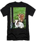 Baby Goats Men's T-Shirt (Athletic Fit)