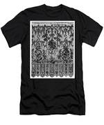 Bayeux Lace, C1800 Men's T-Shirt (Athletic Fit)