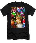Bear Ornament Men's T-Shirt (Athletic Fit)