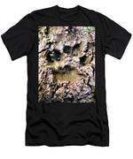 Bears Here Men's T-Shirt (Athletic Fit)