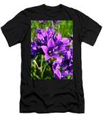 Bell Flowers Men's T-Shirt (Athletic Fit)