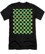 Boxes Men's T-Shirt (Athletic Fit)