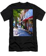 Brevard Downtown Filtered Men's T-Shirt (Athletic Fit)