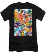 Carnival Abstract 082512 Men's T-Shirt (Athletic Fit)