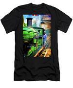 Casey Jones Men's T-Shirt (Athletic Fit)