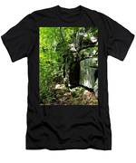 Chatfield Rock Face Men's T-Shirt (Athletic Fit)
