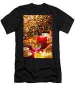 Christmas Table Set Men's T-Shirt (Athletic Fit)