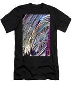 Church Window Men's T-Shirt (Athletic Fit)