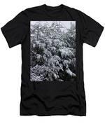 Cold Winter Snow Men's T-Shirt (Athletic Fit)