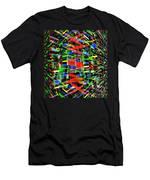 Colliding Dimensions Men's T-Shirt (Athletic Fit)