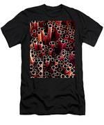 Copper Pipes. Men's T-Shirt (Athletic Fit)