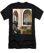 Cozy Arches Men's T-Shirt (Athletic Fit)