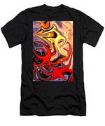 Crown Of Thorns Starfish Men's T-Shirt (Athletic Fit)