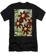 Dahlia Dahlia Sp Honka Black Variety Men's T-Shirt (Athletic Fit)