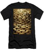 Detail Of Cobblestones, Dublin, Ireland Men's T-Shirt (Athletic Fit)