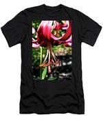 Downward Trends Men's T-Shirt (Athletic Fit)