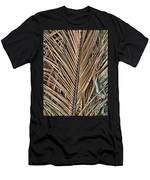 Dried Palm Fronds Men's T-Shirt (Athletic Fit)