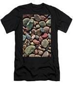 Dyed Stones Men's T-Shirt (Athletic Fit)