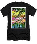 Edge Of The Pond Men's T-Shirt (Athletic Fit)