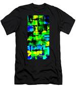 Electromagnetic Field Men's T-Shirt (Athletic Fit)