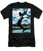 Enjoy The Day Men's T-Shirt (Athletic Fit)