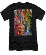 Fall Palette Men's T-Shirt (Athletic Fit)