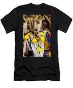Pow Wow Fancy Dancer Duo Men's T-Shirt (Athletic Fit)