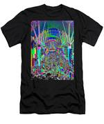 Fremont Street Experience Nevada Men's T-Shirt (Athletic Fit)