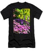 Garden Flowers 3 Men's T-Shirt (Athletic Fit)