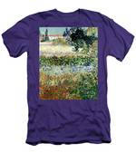 Garden In Bloom Men's T-Shirt (Athletic Fit)