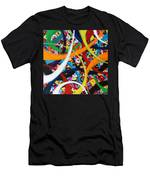 Going In Circles Men's T-Shirt (Athletic Fit)